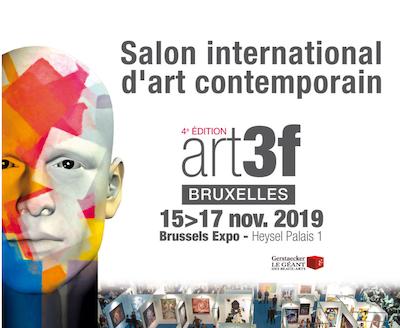 art3f - Salon international d'art contemporain art3f