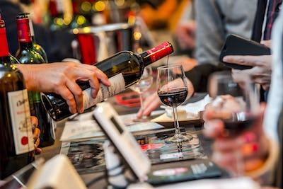 Eat! Brussels, drink ! Bordeaux