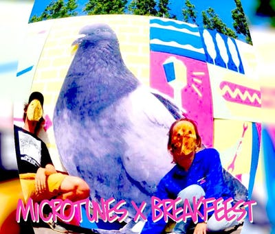 MicroTunes X BreakFeest