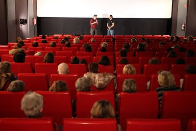 Les samedis du ciné - cinéma pour enfants et adultes