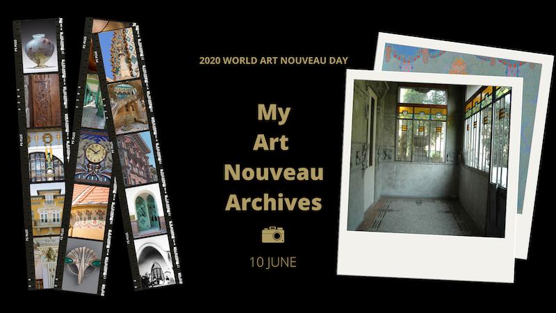 Journée mondiale de l'Art nouveau 2020