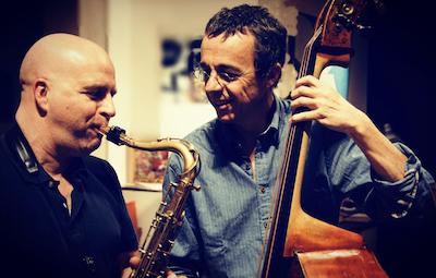 Bruno Corbisier Acoustic trio