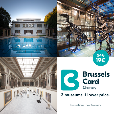 Brussels Card Discovery