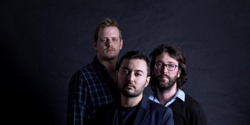 "Giuseppe Millaci & Vogue Trio - CD release ""The Endless Way"""