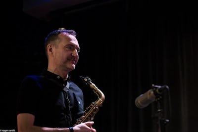 Stéphane Mercier – Trio on Broadway