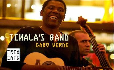 TCHALA's BAND: Ritmo da Cabo Verde Crix