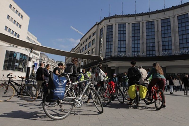Weekend Tour, discover Brussels by bike - agenda brussels