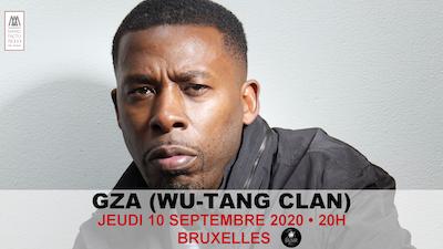 GZA // Bazaar Brussels