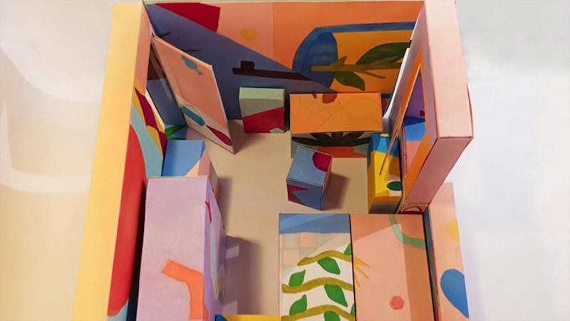 """[#TRYTHISATHOME] Françoise Schein - """"Voyage dans ma chambre"""""""