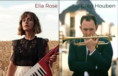 The RRTV late show #3 - Elia Rose & Greg Houben