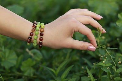 Balade sensorielle au jardin (découverte du jardin à l'aide des 5 sens)