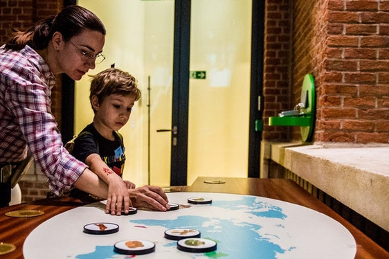 Travel in Time at the House of European History
