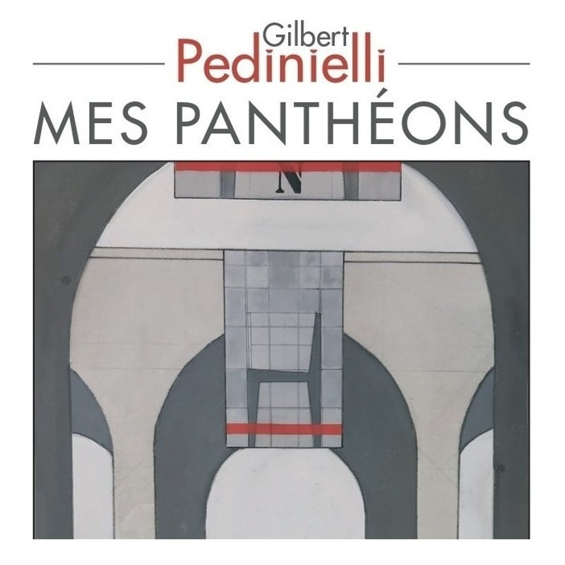 Mes Panthéons