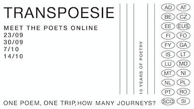 TRANSPOESIE 2020: Let's go vir(tu)al !