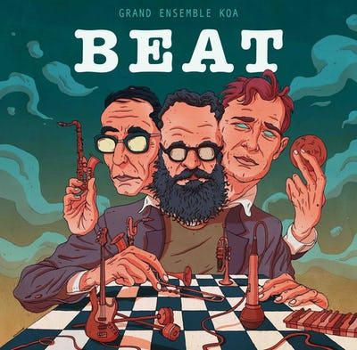"Grand Ensemble Koa ""Beat"" (FR)"