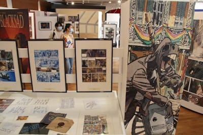 Daniel Fouss / Comics Art Museum