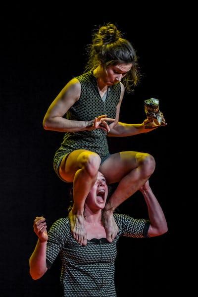 Hopla! La fête des arts du cirque de Bruxelles