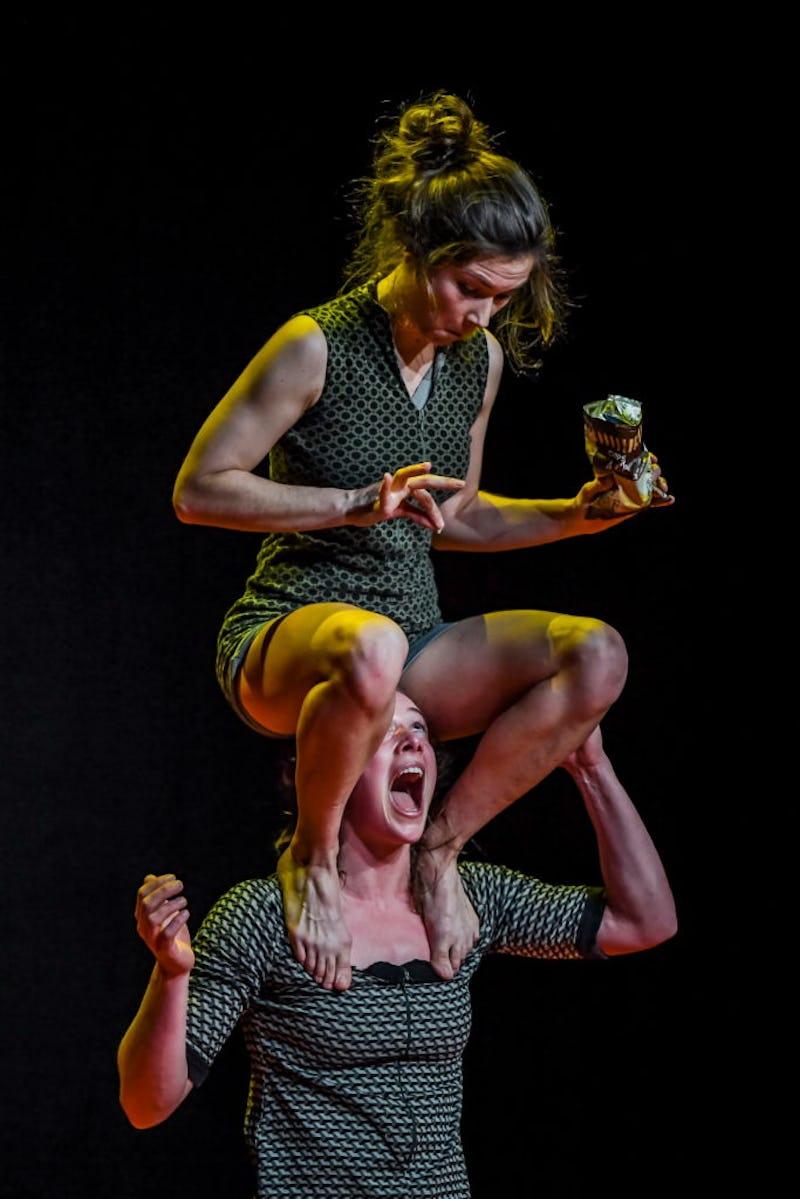 Hopla! La fête des arts du cirque de Bruxelles ERIC DANHIER