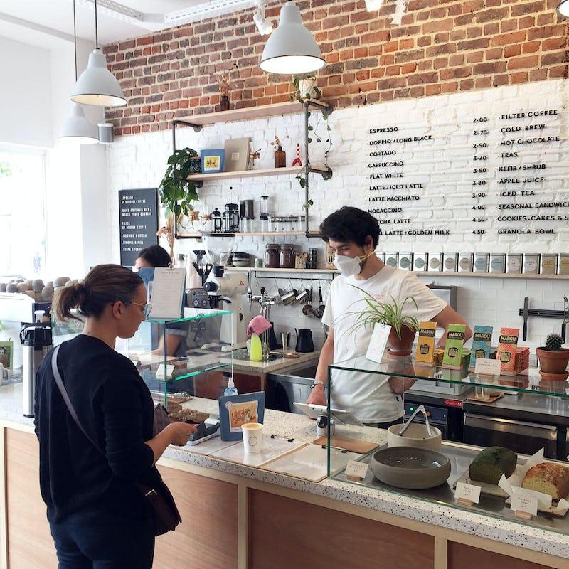Coffee Tour avec un expert - UPTOWN Trinité