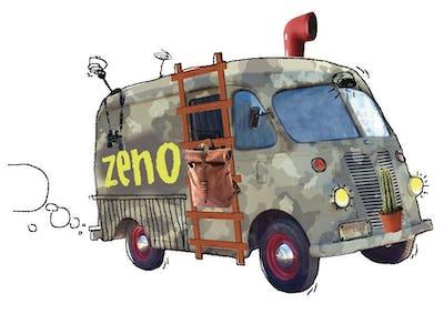 En route avec Zeno : jeu éducatif (9-12 ans)