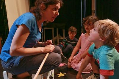 Cours de théâtre de 4- 5 ans