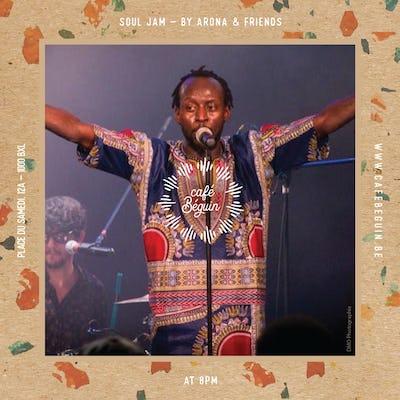Soul Jam - par Arona & Friends