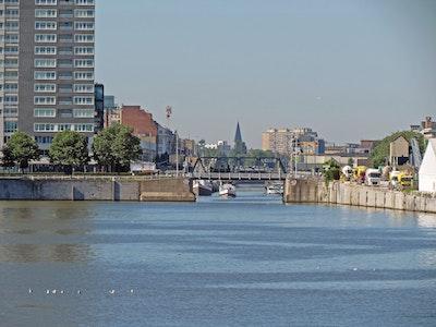 Naviguez le dimanche ! Croisières vers la ceinture verte Brussels by Water
