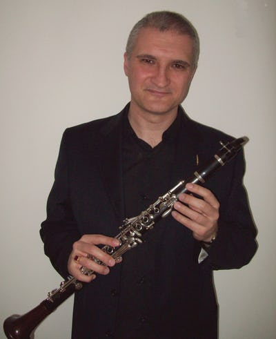 Luca Luciano Clarinet Solo Project