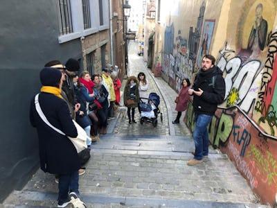 Visite guidée : Bruxelles, 1000 ans de luttes (prix libre)