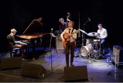 Guillaume Gillain Quartet (jazz moderne)