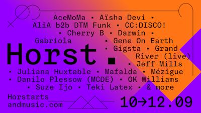 Horst Arts & Music Festival 2021