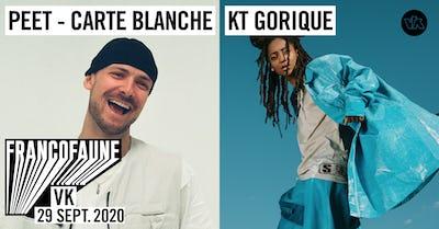 Peet - Carte blanche • KT Gorique l FrancoFaune 2020