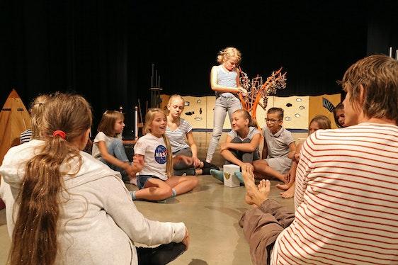 """Stage pour enfants """"Le train du théâtre"""""""