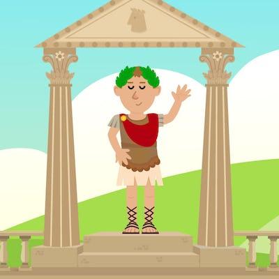 Au temps des Romains...