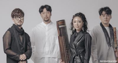 'Black String, SINNOI & Toine Thys' - Contemporary Korean Traditions