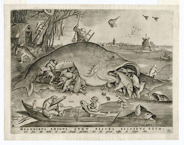 The World of Bruegel in Black and White Koninklijke Bibliotheek van België