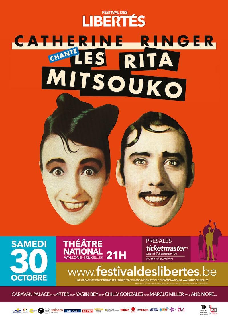 Catherine Ringer - Les Rita Mitsouko