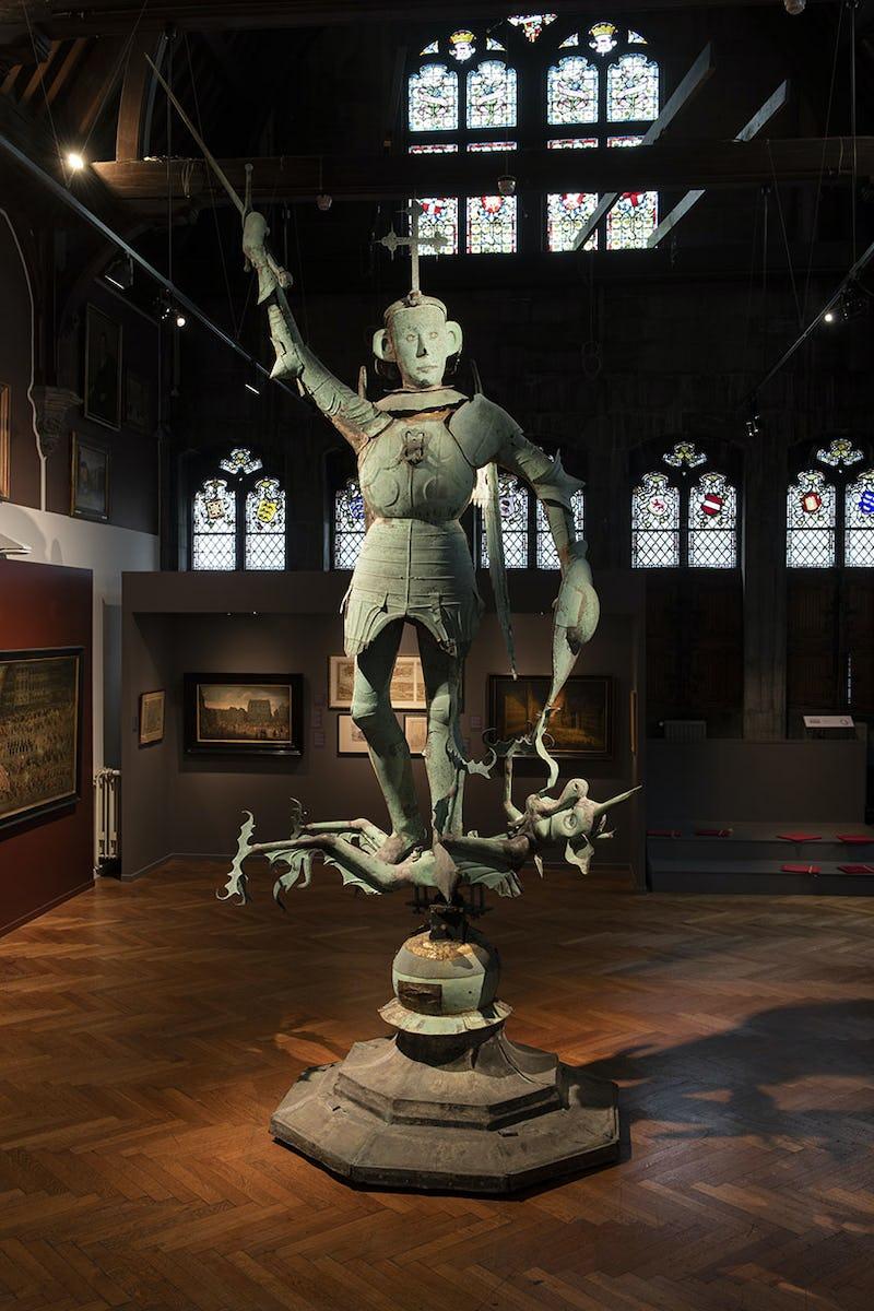 Nocturnes @ Musée de la Ville de Bruxelles E.Gomez