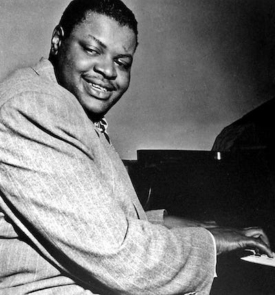 Oscar Peterson meets the singers