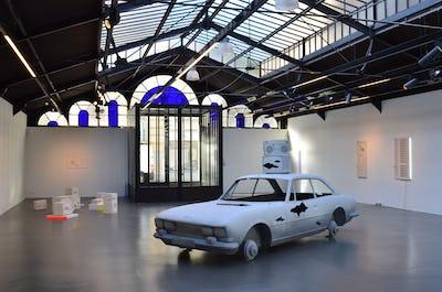 © La Patinoire Royale - galerie Valérie Bach