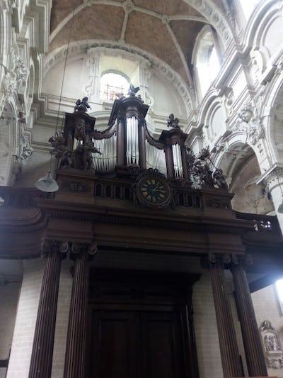 8ième Festival d'orgue du Grand Béguinage : Moniek Briffoz
