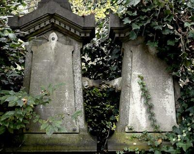 De begraafplaats van Ukkel-Dieweg