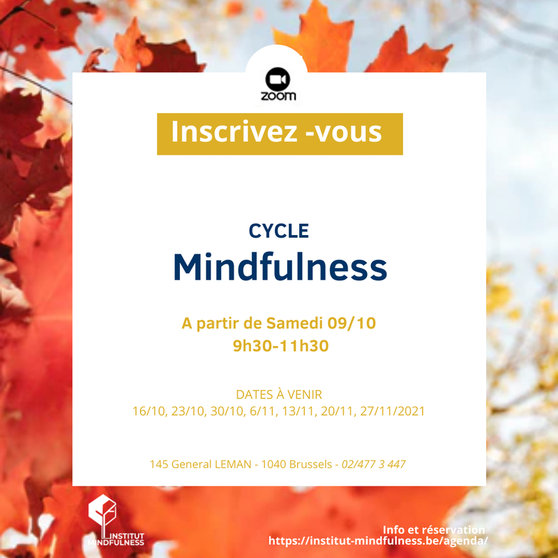 Cycle Mindfulness 8 semaines