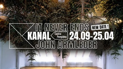 It never ends : John M Armleder & Guests