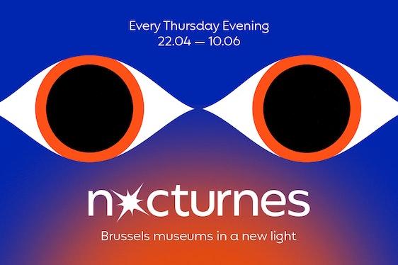 Nocturne at Design Museum Brussels