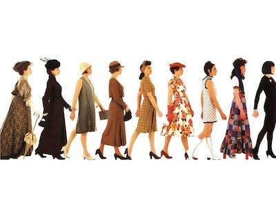 Exposition « Être femme de la belle époque à nos jours… »