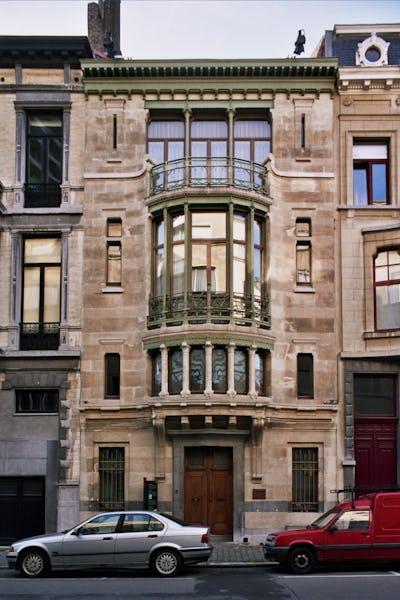 1893 ou les origines de l'Art Nouveau