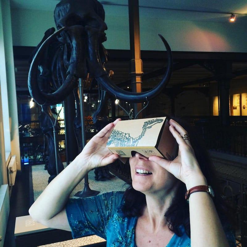 Muséum des Sciences naturelles - Musée virtuel sur Google Arts et Culture Museum voor Natuurwetenschappen