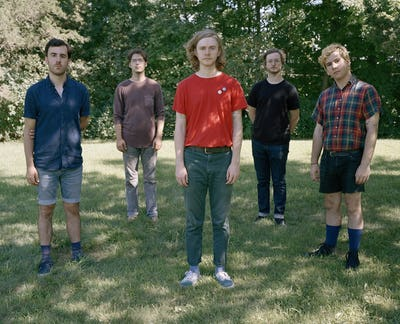 Pinegrove - Buck Meek