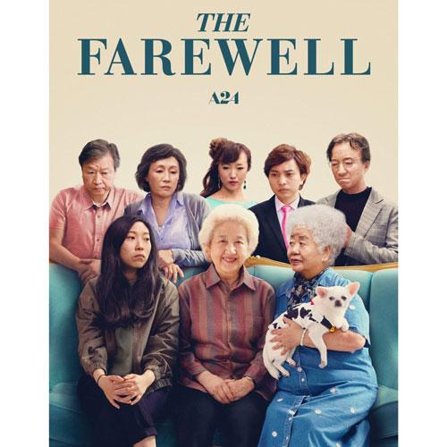 The farewell (Vo En, Jap, It, Mandarin ST Fr/ NL)